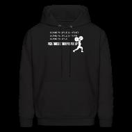 Hoodies ~ Men's Hoodie ~ Pick People Up Men's Shirt