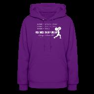 Hoodies ~ Women's Hoodie ~ Pick People Up Women's shirt