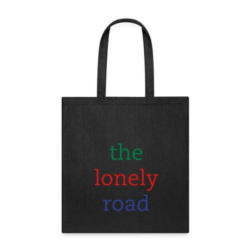 The Lonely Road (Tote Bag) - Tote Bag