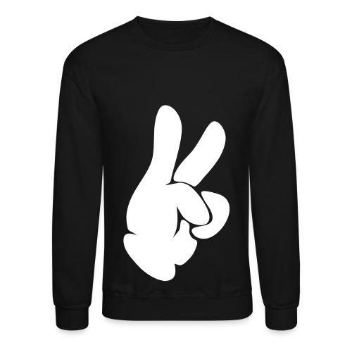 Peace Crewneck - Crewneck Sweatshirt