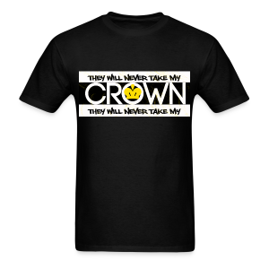 MEN CROWN - Men's T-Shirt