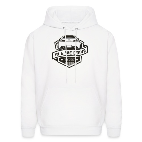 In G We Drive - G37 coupe - Men's Hoodie
