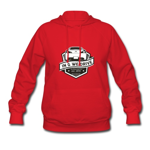 In G We Drive - G37 coupe - Women's Hoodie