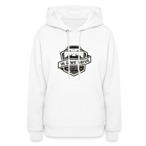 In G We Drive - G35 coupe - Women's Hoodie