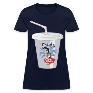 Cock Robin Milk Shake Women's Tee - Women's T-Shirt