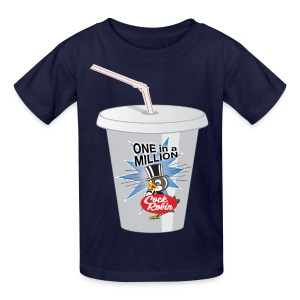 Cock Robin Milk Shake Kid's Tee - Kids' T-Shirt