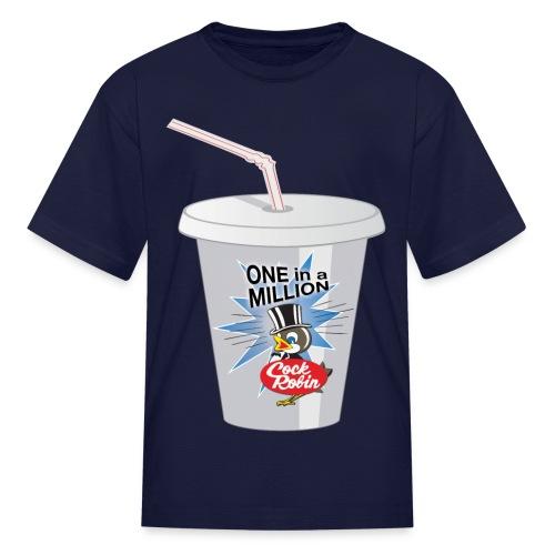 Cock Robin Milk Shake Kid's Tee - Kids' T-Shirt