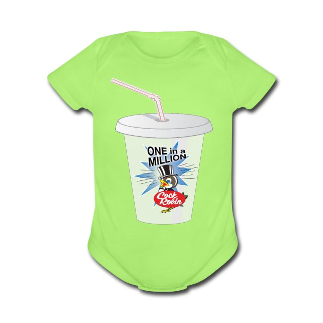 Cock Robin Milk Shake Baby Shirt
