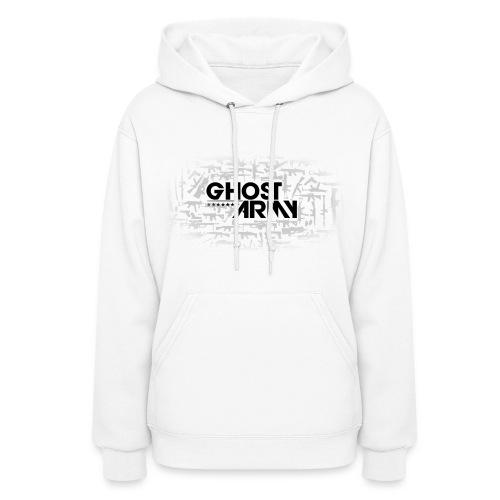 Women's Ghost Army pullover hoodie - Women's Hoodie