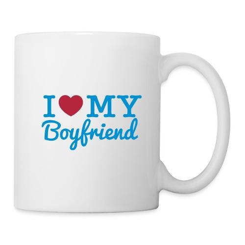 I Love My Boyfriend (Mug) - Coffee/Tea Mug