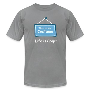 This is my Costume - Mens T-shirt by American Apparel - Men's T-Shirt by American Apparel