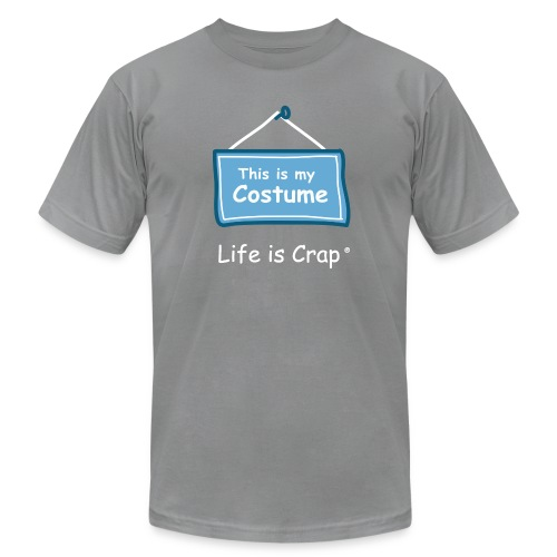 This is my Costume - Mens T-shirt by American Apparel - Men's  Jersey T-Shirt