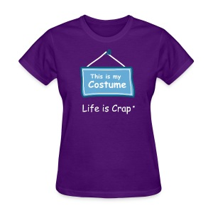 This is my Costume - Womens Classic T-shirt - Women's T-Shirt