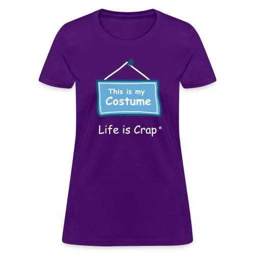 This is my Costume - Womens Classic T-shirt - Women's T-Shirt