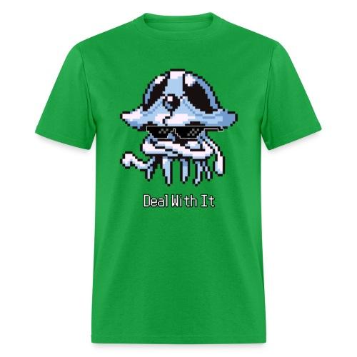 Deal With It w/ Sunglasses - Men's T-Shirt
