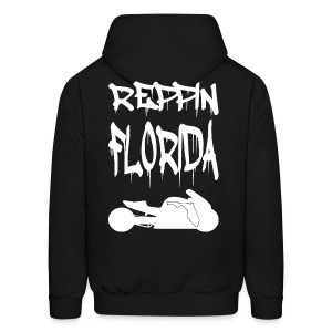 S&S REPPIN FLORIDA WHITE - Men's Hoodie