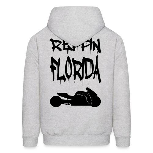 S&S REPPIN FLORIDA - Men's Hoodie