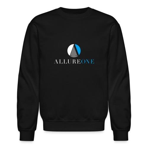 AllureOne Mens Hoodie - Crewneck Sweatshirt