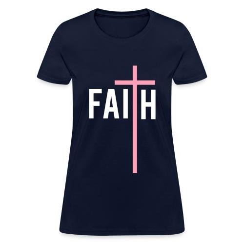 Faith (Women's) - Women's T-Shirt