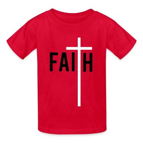 Faith (Kids) - Kids' T-Shirt