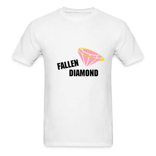 Fallen Diamond Apparel T-Shirt - Men's T-Shirt