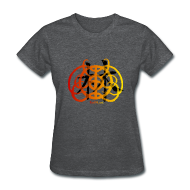 Women's T-Shirts ~ Women's T-Shirt ~ Ladies - Lin Alt Script