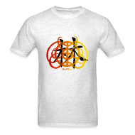 T-Shirts ~ Men's T-Shirt ~ Lin Alt Script