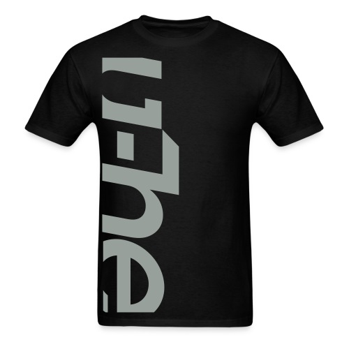 Big Cropped Logo - Men's T-Shirt
