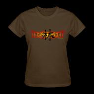T-Shirts ~ Women's T-Shirt ~ Ladies - Lin Alt Script