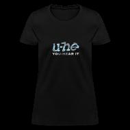 Women's T-Shirts ~ Women's T-Shirt ~ Shattered Logo 1