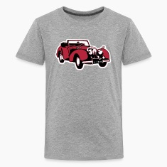 Roadster (3 colors) Kids' Shirts