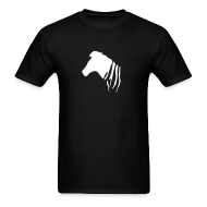 T-Shirts ~ Men's T-Shirt ~ Zebra
