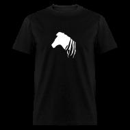 T-Shirts ~ Men's T-Shirt ~ Zebra