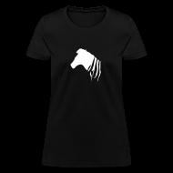 T-Shirts ~ Women's T-Shirt ~ Zebra