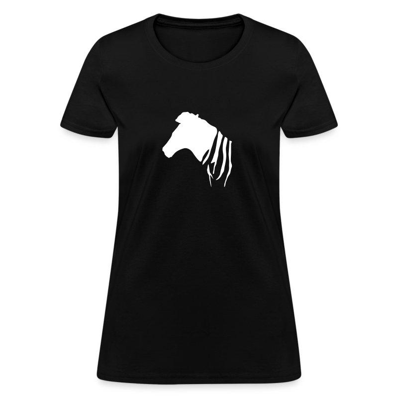 Zebra - Women's T-Shirt