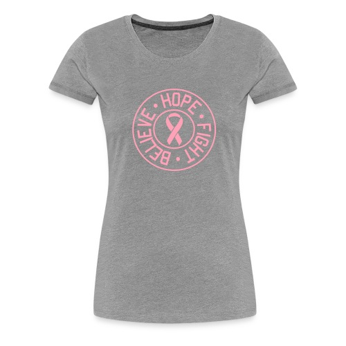 hope tee - Women's Premium T-Shirt