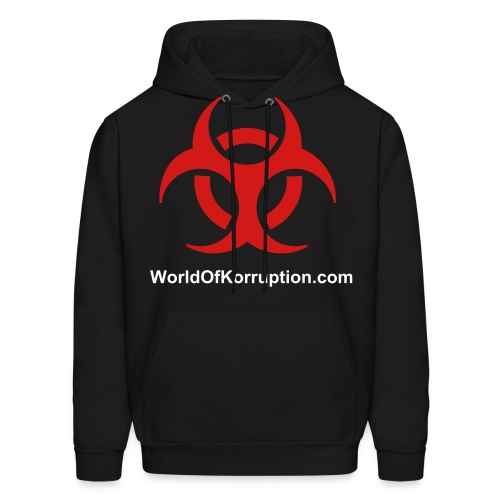 WOK hooded Sweat Red - Men's Hoodie