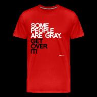 T-Shirts ~ Men's Premium T-Shirt ~ Gray Pride - Men's Tee