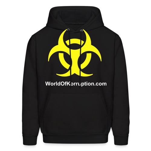 WOK Hooded Sweat Yellow - Men's Hoodie