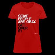 T-Shirts ~ Women's T-Shirt ~ Gray Pride - Women's Tee
