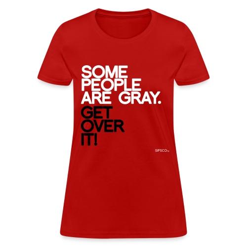 Gray Pride - Women's Tee - Women's T-Shirt