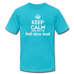 Mens Keep Calm BBT T - Men's T-Shirt by American Apparel