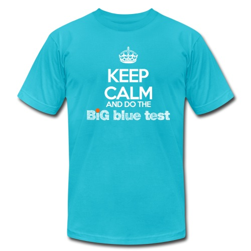 Mens Keep Calm BBT T - Men's Fine Jersey T-Shirt