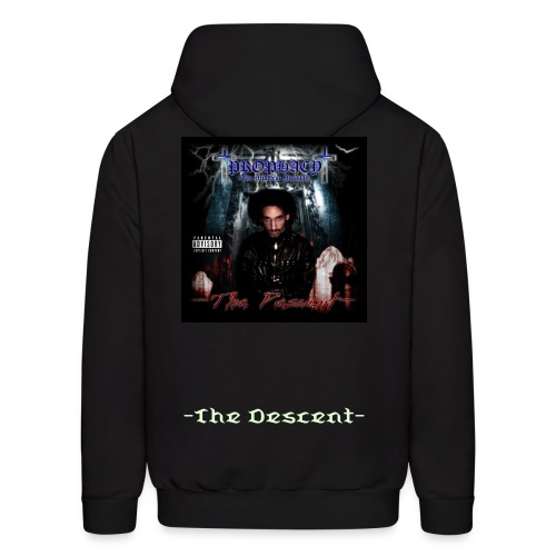 The Descent / ThuGotH Hoody - Men's Hoodie