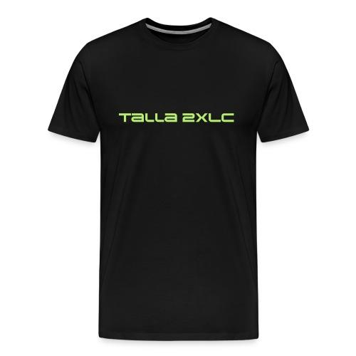 Talla/addicted shortsleeve - Men's Premium T-Shirt
