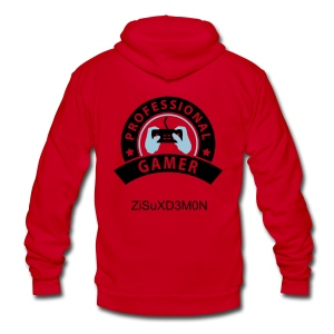 clan sweater  - Unisex Fleece Zip Hoodie