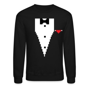 Tux - Crewneck Sweatshirt