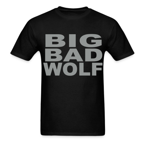 Big bad wolf - Men's T-Shirt