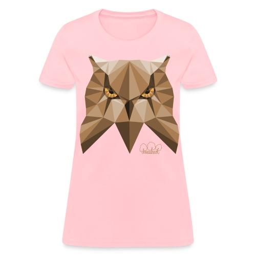 Women's Owl 2 Relaxed fit t-shirt  - Women's T-Shirt