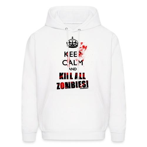 Men's Hoodie - zombie,Zombies